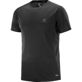 Salomon Stroll T-shirt Homme, black